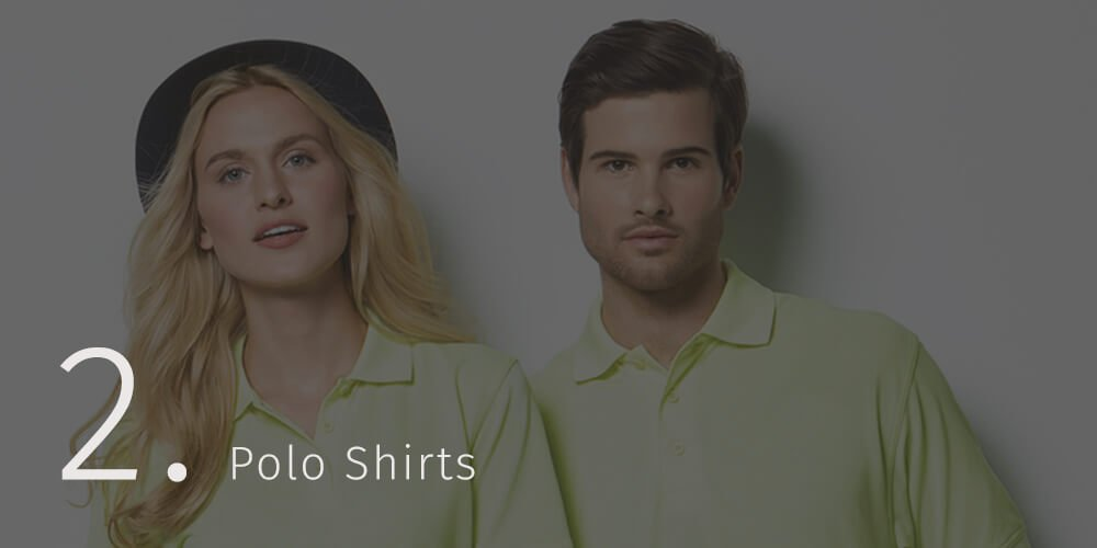 garment polo shirt image