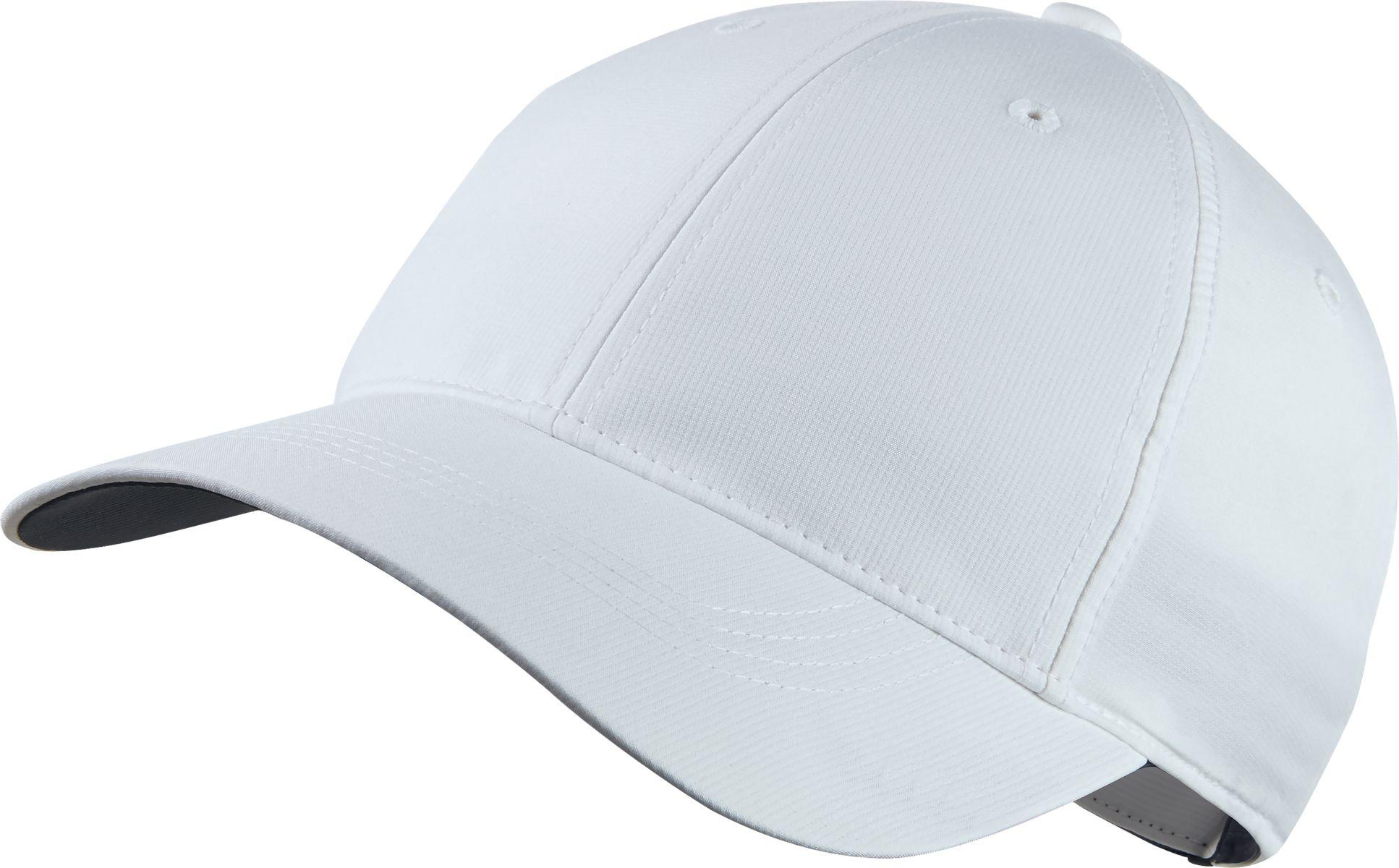 cf59cf30bef Nike Men s Legacy 91 Dri-Fit Custom Tech Golf Baseball Cap NK255