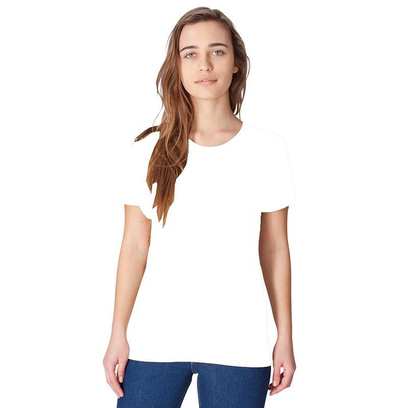 American Apparel Unisex Power Washed T-Shirt (2011) AA007