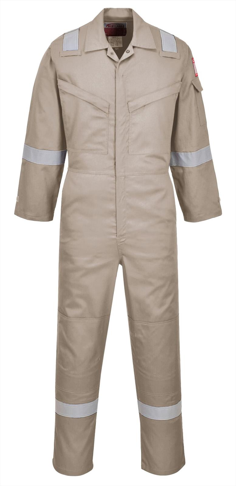 Cheap Fire Retardant Clothing >> Portwest BizFlame Flame Resistant Anti-Static Lightweight ...