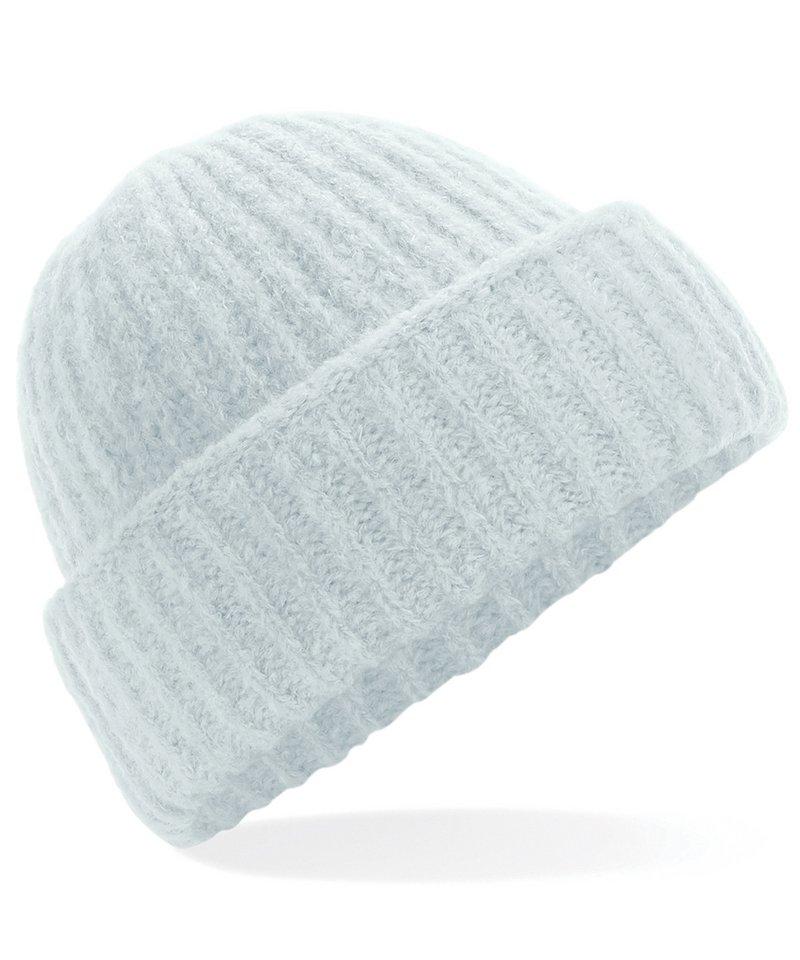 ... Beechfield Plush Beanie Hat BC418 ... 927d6dd10bd6
