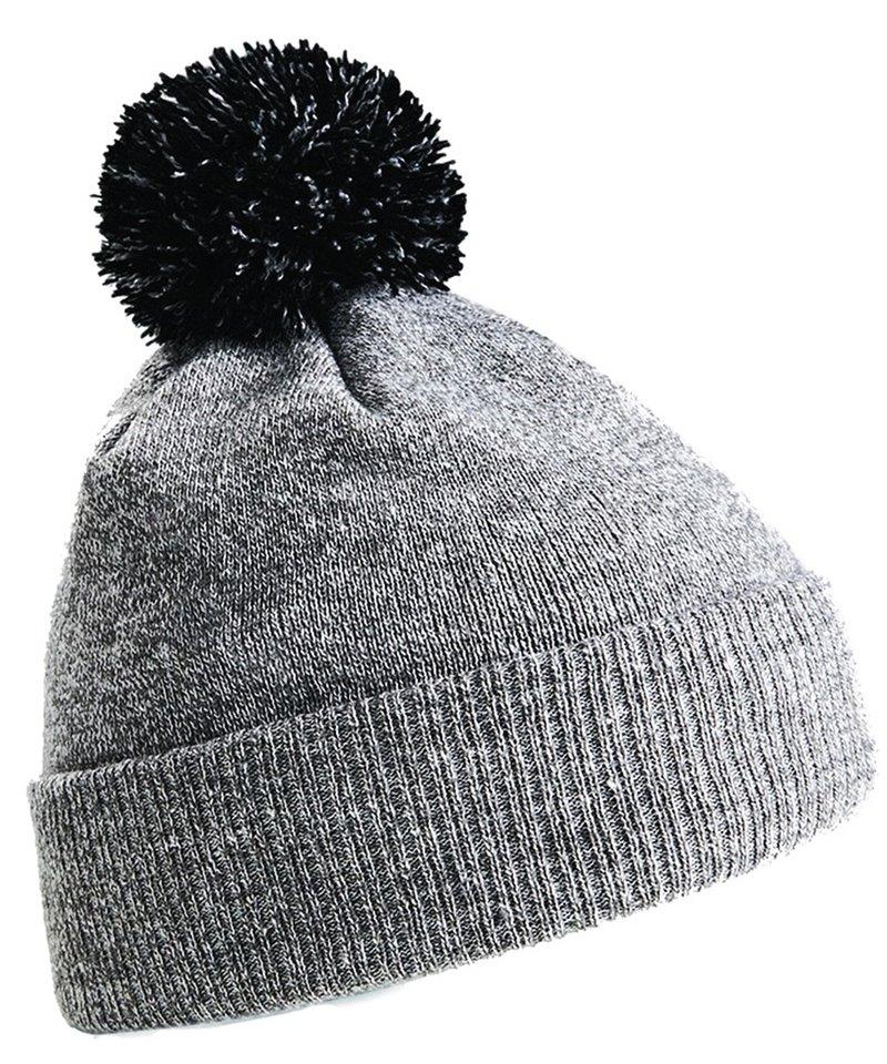 17abdf881f5 Beechfield Headwear Snowstar Duo Beanie Hat BC450