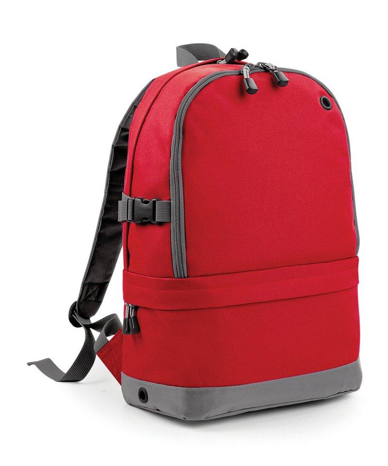 06f9e36b0e1e3 Bagbase Laptop Compatible Sports Backpack BG550