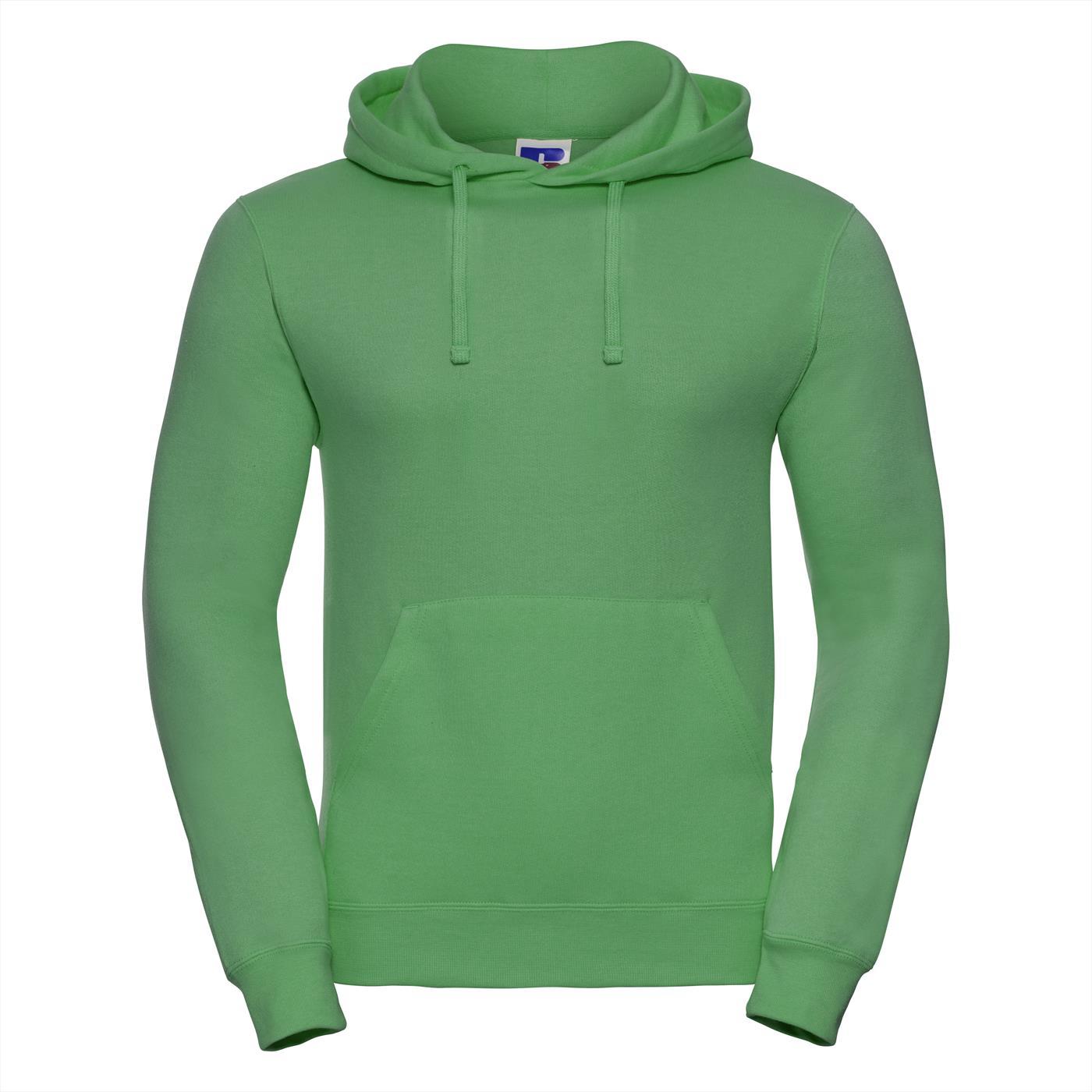 Jerzees Russell 575M Plain Black Hoodie Hoody Hooded Sweat Sweatshirt