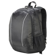 Shugon Zurich Black Classic Laptop Backpack