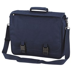 Quadra Expandable Portfolio Briefcase
