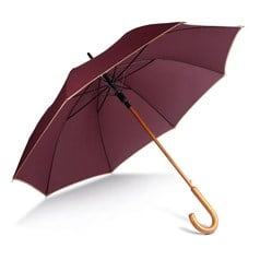 Kimood Auto Opening Wooden Umbrella
