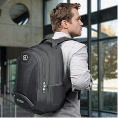 Ogio Padded Laptop and Tablet Bullion Backpack