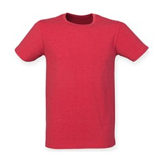 SF Men Triblend Long Line Fit T-Shirt