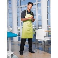 Premier Colours Pocket Bib Apron