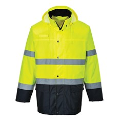 Portwest 150D High Visibility Lite Two Tone Traffic Jacket