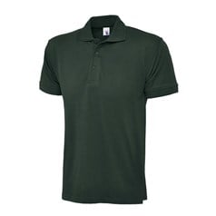 Uneek Clothing Unisex 60 Degree Wash Essential Polo Shirt