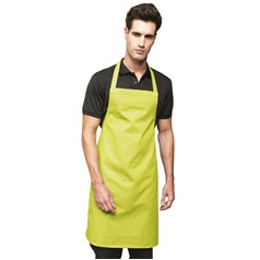Premier 100% Cotton Pocketless Bib Apron