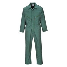 Portwest Liverpool Zip Front Work Coverall