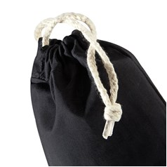 Westford Mill Rope Draw Cotton Stuff Bag