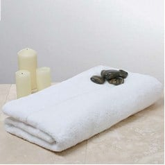 Christy High Quality Sanctuary Bath Sheet