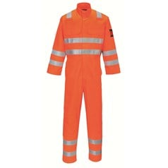 Portwest AraFlame Multi High Visibility Coverall