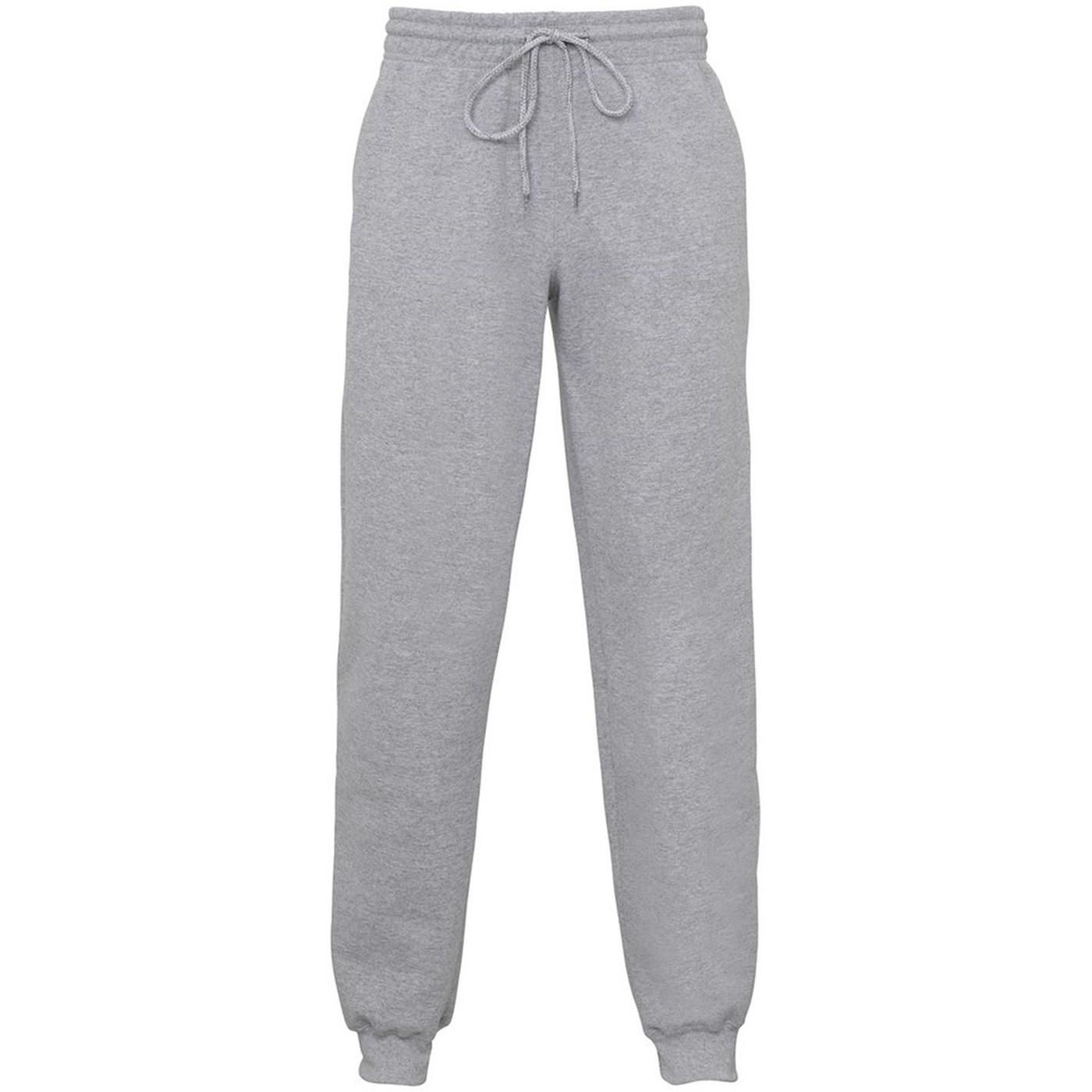 f2d8be48 Gildan Men's Heavy Blend Cuffed Pre Shrunk Sweatpants GD086