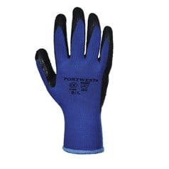 Portwest General Handling Latex Palm Dipped Grip Glove -A100