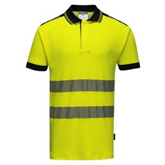 Portwest PW3 Vision Hi-Vis Polo Shirt