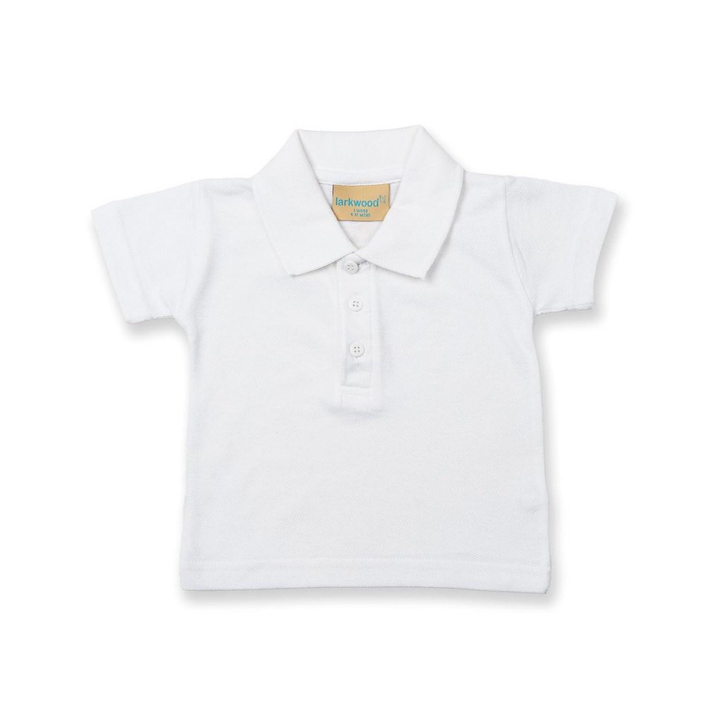 dd456b31b Baby/toddler polo shirt White. Loading zoom