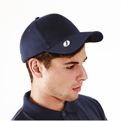 Beechfield Headwear Pro-Style Ball Mark Golf Cap