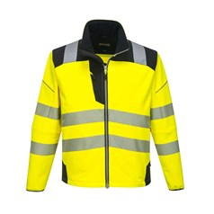 Portwest PW3 Vision Hi-Vis Softshell Jacket