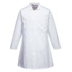 Portwest Fortis Plus Fabric One Pocket Food Industry Coat