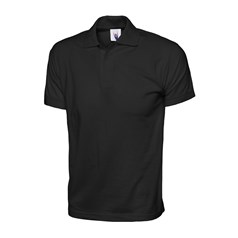 Uneek Clothing Unisex 100% Cotton Jersey Fabric Polo Shirt