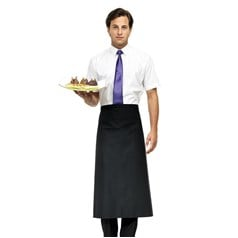 Premier Polyester Cotton Pocket Long Bar Apron