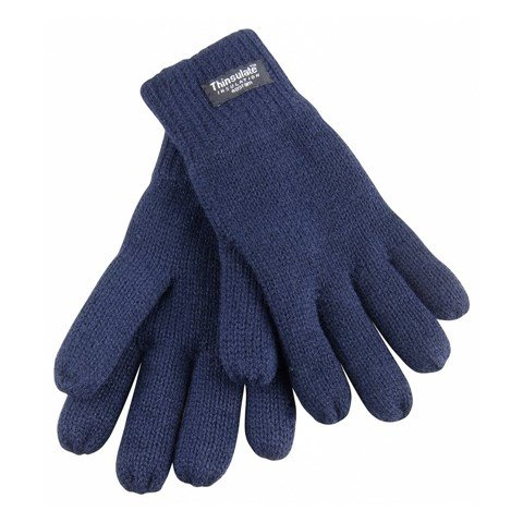 Junior Thinsulate™ gloves Navy