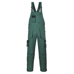 Portwest Workwear Texo Contrast Bib and Brace in various colours