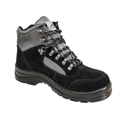a08a5be37991e9 ... Portwest Steelite Aqua S3 Water Resistant All Weather Hiker Boot. FW66  Black