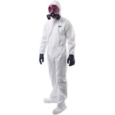 Portwest BizTex Anti Static 6/5 Microporous Coverall and Boot Covers