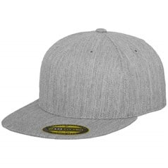 Flexfit by Yupoong Premium Wool Blend 210 Fitted Cap