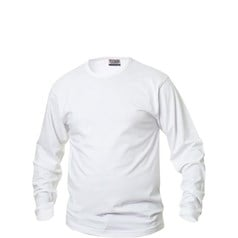 Clique Unisex Fashion Fitted Long Sleeve T-Shirt