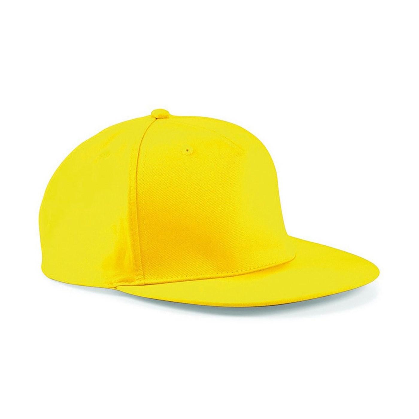 681c2f5d926 Beechfield Headwear 5 Panel Rapper Cap BC610