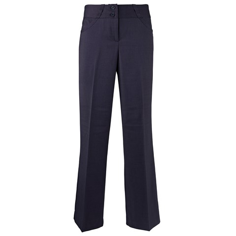 Women's Icona wide leg trousers (NF12) Navy