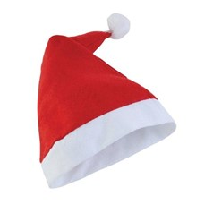 Christmas Shop Budget Santa Hat