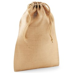 Westford Mill Jute Drawcord Stuff Bag