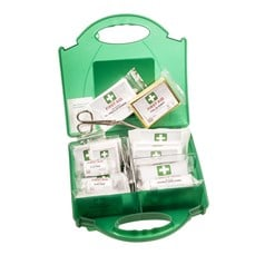 Portwest First Aid PW Medium Risk Work Place Kit 25 Plus