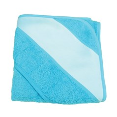 A&R Towels Babiezz™ Baby Sublimation Print Hooded Towel