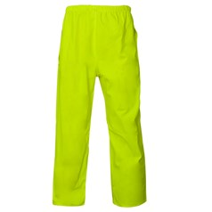 Supertouch Mens Storm-Flex PU Trousers in Yellow Std Tape