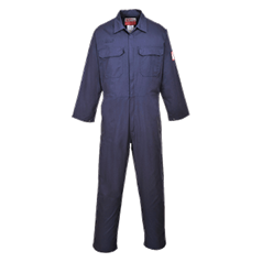 Portwest BizFlame Flame Resistant Anti-Static Pro Work Coverall
