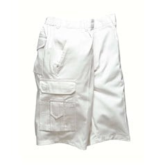 Portwest 100% Cotton Painters Shorts