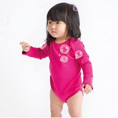 Larkwood Baby Long Sleeve Bodysuit