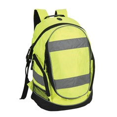 Shugon Hi Viz Expandable Front Pocket Rucksack