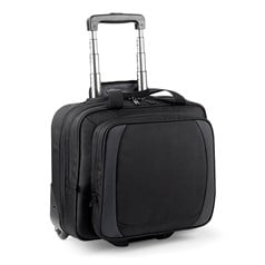 Quadra Tungsten Aircraft Cabin Comaptible Mobile Office Bag