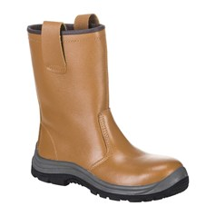 Portwest Steelite Work S1P Unlined Rigger Boot