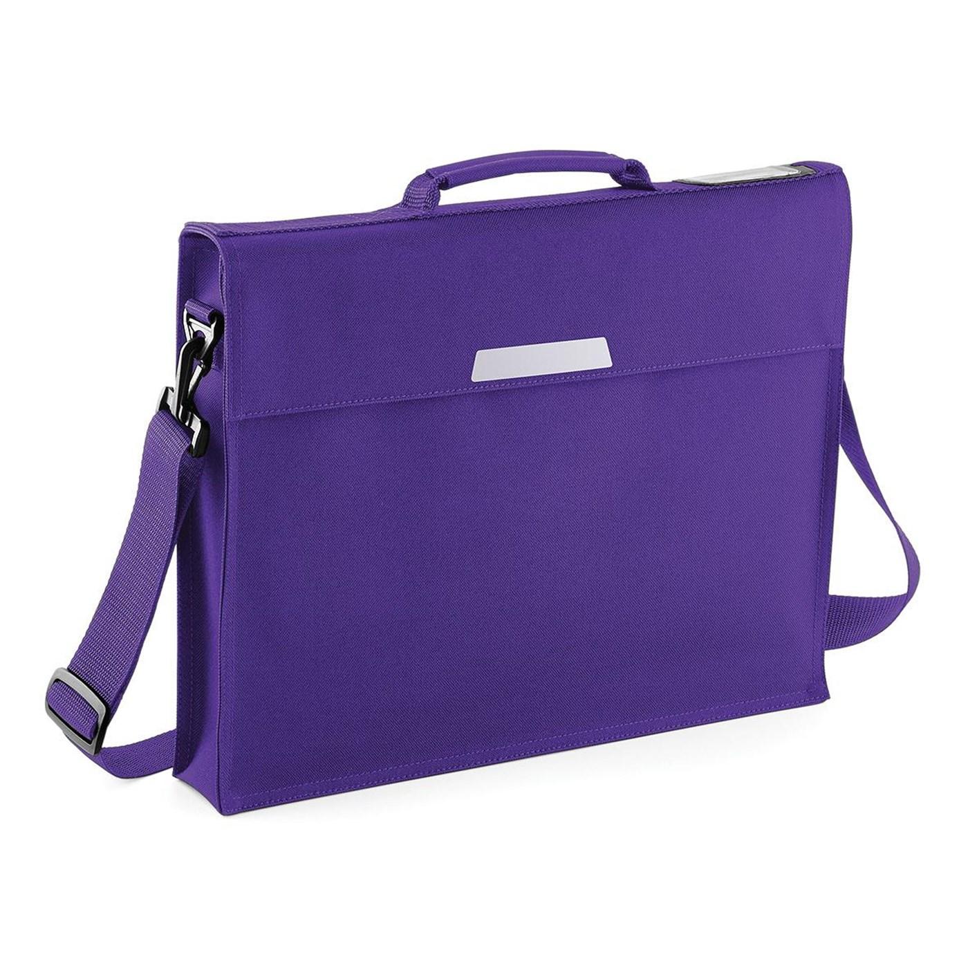 6542c789f0c Quadra Academy Book Bag With Shoulder Strap